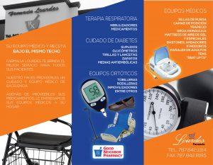 Brochure diseño de paginas web en Puerto Rico