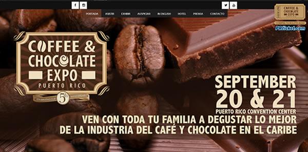 Coffee Chocolate Expo Edwebstudio
