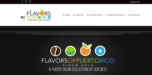 Edwebstudio Flavors of Puerto Rico