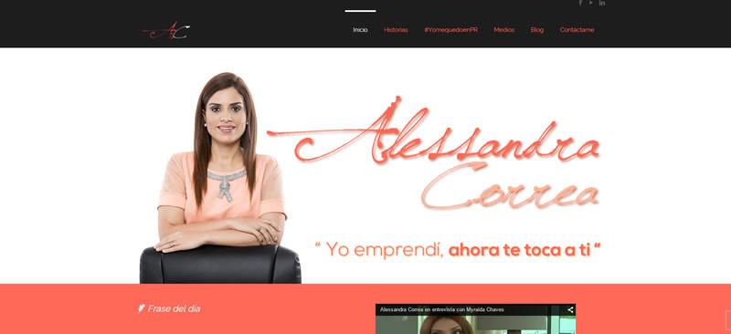 Alessandra Correa