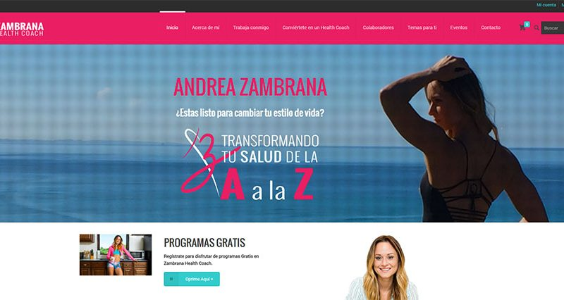 Zambrana HEalth Coach