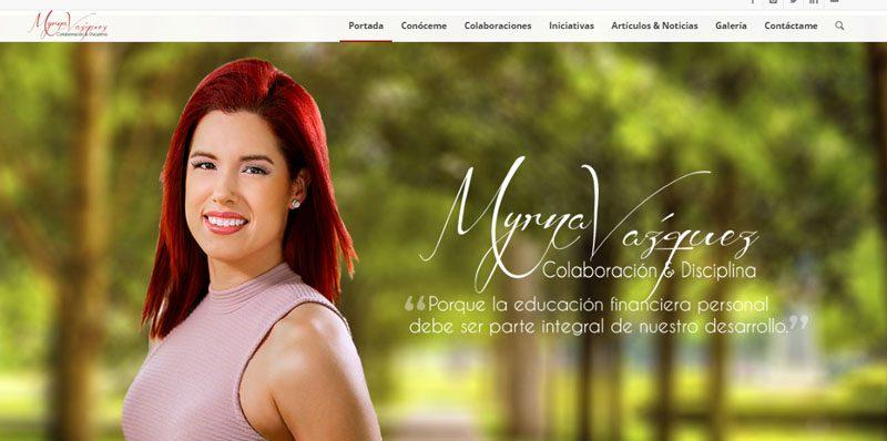 Myrna Vazquez